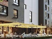 פרויקט המגורים אורסוס בוורשה / צילום: מצגת החברה