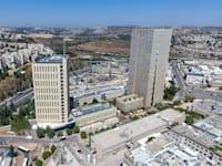 פרויקט ''ברוש טאוור'', ירושלים / הדמיה: דני שמש – 3DDESIGN