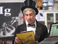 טקס חלוקת פרסי איג נובל, שנערך אונליין / צילום: צילום מסך מהטקס