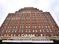בניין גוגל בניו יורק / צילום: Shutterstock