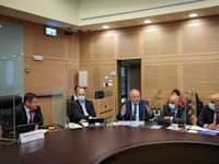 הצגת תקציב המדינה עם שר האוצר בועדת הכספים / צילום: נועם מושקוביץ, דוברות הכנסת