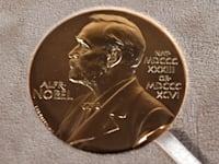 פרס נובל / צילום: Associated Press, Angela Weiss