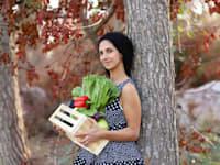 רונית שוסטרמן, בעלת ''המצנצנת'' / צילום: שירן שוסטק
