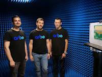 קובי מרנקו, ד''ר נעם ארקינד ועוז פיקסמן, מייסדי Arbe / צילום: יח''צ Arbe