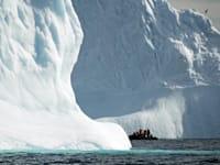 אנטארקטיקה, מוקדם יותר השנה / צילום: Reuters, Victor Carreira / Latin America News Agency