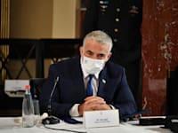 שר החוץ לפיד. לדבריו, הסינרגיה בין המדינות תעזור לעבוד יחד על תשתיות / צילום: יואב דודקביץ'