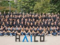 צוות מרכז הפיתוח של Hailo בתל-אביב / צילום: Hailo