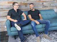 מייסדי טריפאקשנס, משמאל לימין: אריאל כהן ואילן טוויג / צילום: טריפאקשנס