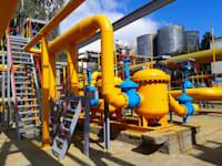 משאבת גז טבעי / צילום: Shutterstock, arogant