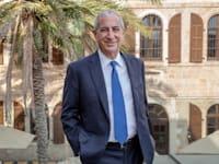 קן מוליס - מייסד ומנכ''ל בנק ההשקעות moelis & company / צילום: כדיה לוי