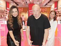 מימין:  שני סייג, מנכ''לית red, הראל ויזל וטל גרנות גולדשטיין / צילום: יח''צ רפי דלויה