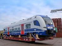 קטרים וקרונות חשמליים של רכבת ישראל / צילום: רכבת ישראל