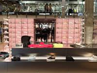 חנות בקניון בקניון K11 בהונג קונג. מייצגת את העקרונות הנדרשים להצלחה / צילום: תמיר בן שחר