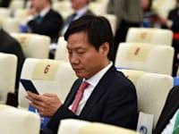 לי ג'ון, מנכ''ל שיאומי / צילום: Reuters, Ke wei