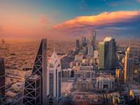 ריאד, בירת סעודיה. במדינה יש יותר מ-33 מיליון תושבים / צילום: Shutterstock, Mohammed younos
