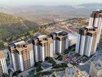 הופקדה תוכנית התחדשות עירונית הכוללת מגדלים בגובה 25 קומות בנוף הגליל / הדמיה: SO אדריכלים בע''מ