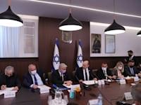 ישיבת הממשלה השבועית / צילום: אלכס קולומויסקי-ידיעות אחרונות