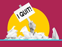חיסון למגפת המתפטרים: איך לשמר בעובדים את הניצוץ / צילום: Shutterstock