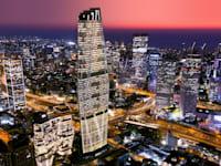 מגדל TOHA2 / הדמיה: ויו פוינט