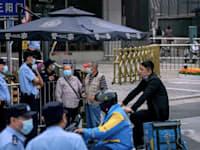 בייג'ינג, לפני כחודש / צילום: Associated Press, Andy Wong