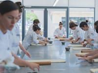 סדנת לחם בבית ספר דנון / צילום: קובי מהגר