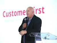 מנכ''ל שופרסל איציק אברכהן בהשקת מועדון הלקוחות החדש / צילום: סיון פרג'