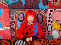 יאיוי קוסאמה / צילום: באדיבות גלריה אוטה לאמנות, ויקטוריה מירו ודייויד זווירנר