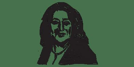 זאהה חדיד / איור: גיל ג'יבלי