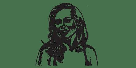 ליידי גאגא / איור: גיל ג'יבלי