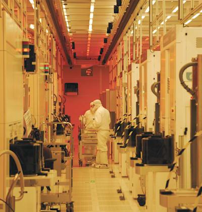 מפעל אינטל בקריית גת / צילום: אינטל