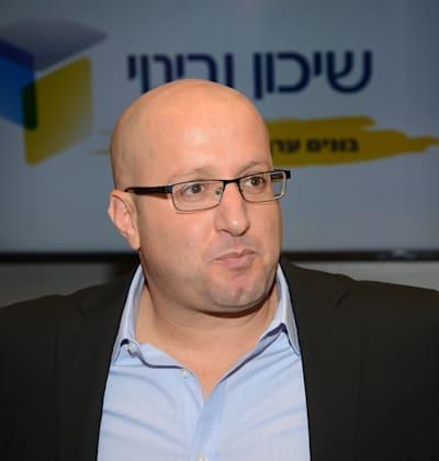 """תמיר כהן, יו""""ר ומנכ""""ל שו""""ב / צילום: איל יצהר"""