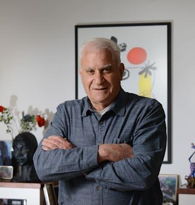 אסף רזין. פרופ' (אמריטוס) לכלכלה באוניברסיטת תל אביב / צילום: איל יצהר