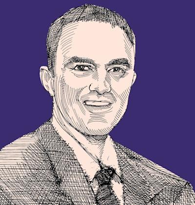 צ'ייס קולמן, מייסד טייגר גלובל. הקרן התעצמה בקורונה / איור: גיל ג'יבלי