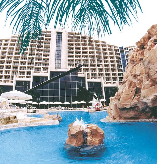 מלון דן אילת / צילום: סיון פרג'
