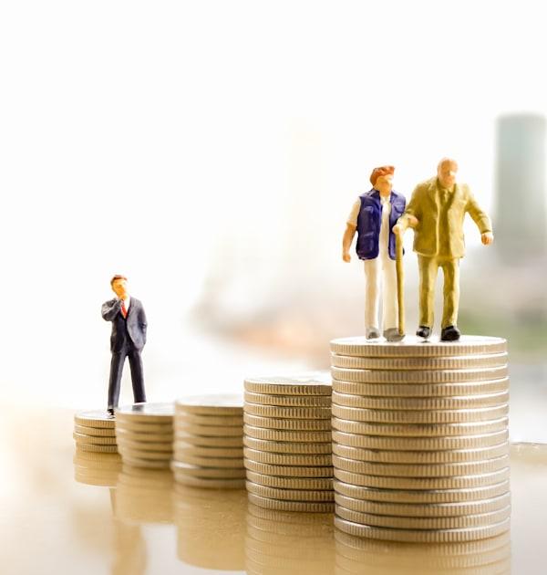 עדיין קיים מצב של חוסר הבנה בתכנון פרישה ופנסיה / צילום: Shutterstock, Khongtham