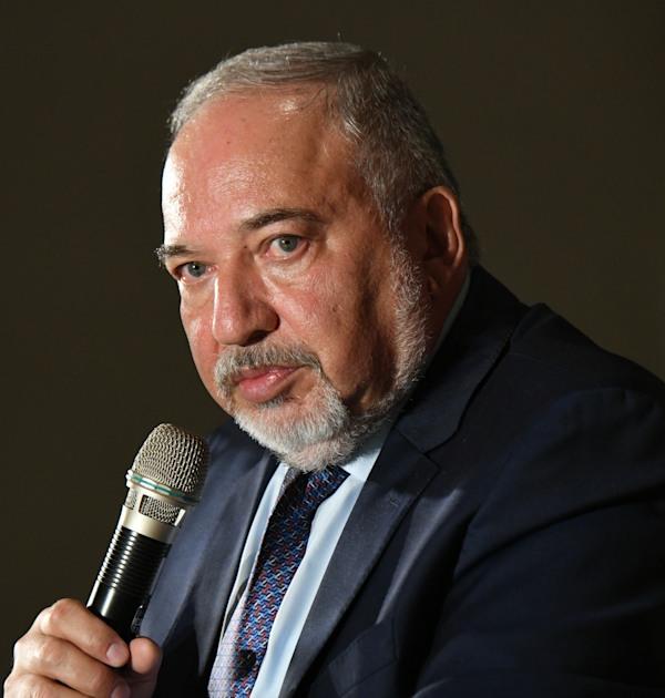 אביגדור ליברמן, שר האוצר / צילום: איל יצהר