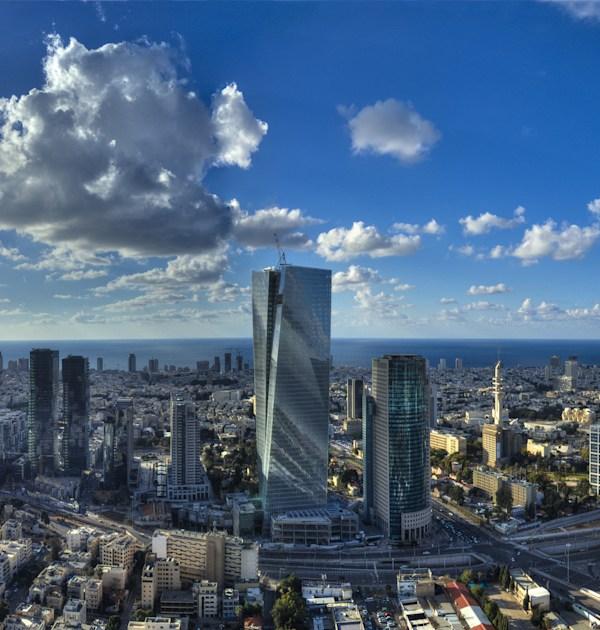נדרשת חשיבת עומק תכנונית. תל־אביב / צילום: Shutterstock