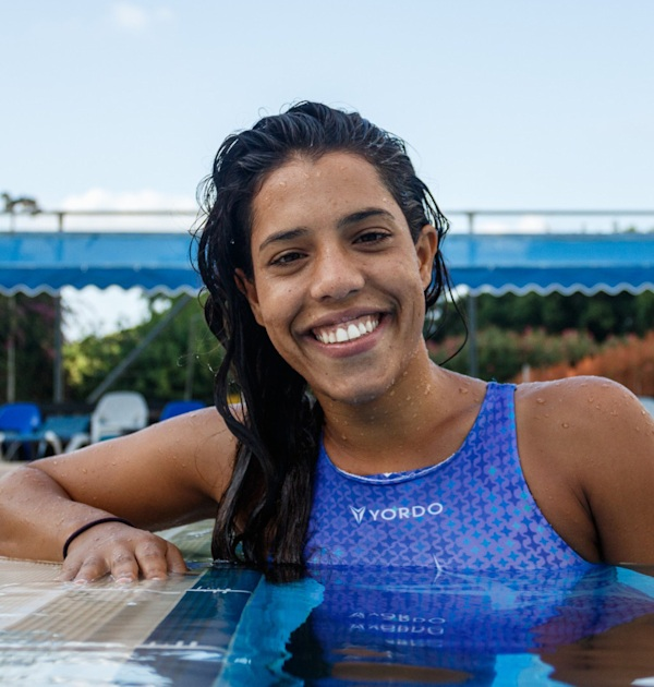 חן חמרני, בעלים של פליפר - בית ספר לשחייה / צילום: אורן דאי