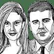 דון סוסונוב ואילנה שרון יהב / איור: גיל ג'יבלי