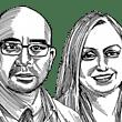 אפרת פודם ואסף דרעי / איור: גיל ג'יבלי