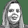 פידא נערה-טבעוני / איור: גיל ג'יבלי