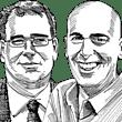 ישראל ויסמל-מנור ויניב ריינגוורץ / איור: גיל ג'יבלי
