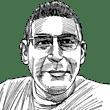 חיליק אברג'יל / איור: גיל ג'יבלי