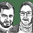 אפרת ברגמן ספיר וירון ג'קסון / איור: גיל ג'יבלי