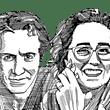 טל גולדרט ומיכאל קידר / איור: גיל ג'יבלי