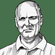 זאב וייס / איור: גיל ג'יבלי