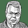 חיים וייצמן / איור: גיל ג'יבלי
