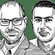 אריאל דלומי וסלימאן אלעמור / איור: גיל ג'יבלי