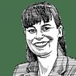 מישל אורן / איור: גיל ג'יבלי