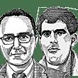מוסי רז וזיאד אבו חבלה / איור: גיל ג'יבלי